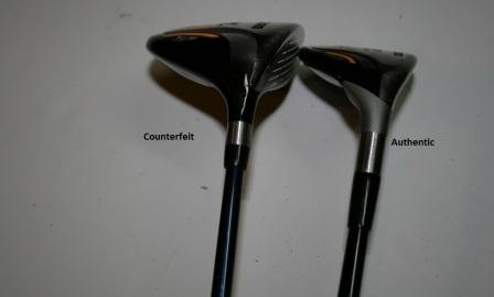 Exposing The Secrets Of Fake Golf Clubs
