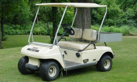 The Best Way To Clean Your Golf Cart